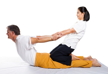 thai style stretch