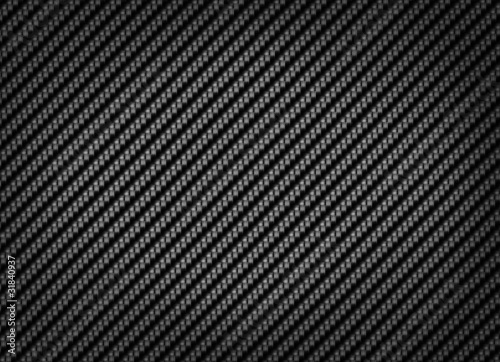 3d Carbon fiber background