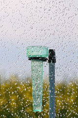 quantifier l'eau de pluie