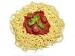 Spaghetti e pomarola