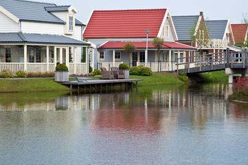 Dutch houses .