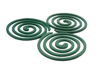 Mosquito spirals