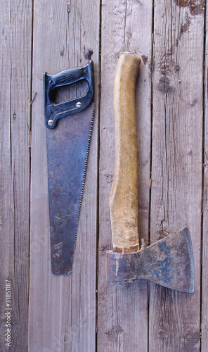 Carpenter`s Tools
