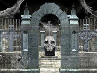 Halloween - cripta
