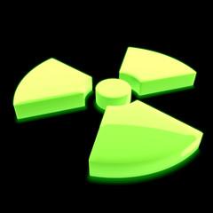Atom Piktogramm