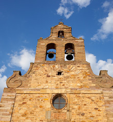Belltower, church of Astorga
