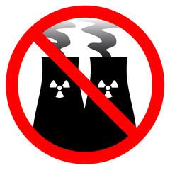 No radiacción