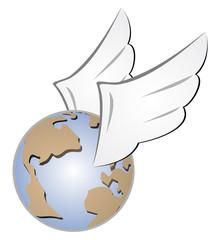 Mundo volador
