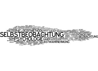 Selbstbeobachtung
