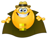 Flasher emoticon
