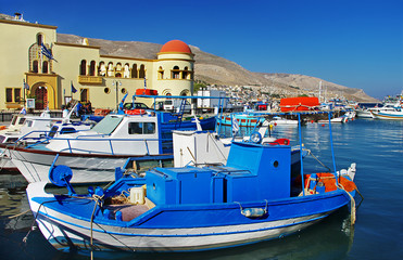 Kalimnos - beautiful Greek islands series