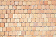 square brick wall
