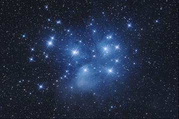 Pleiades, M 45
