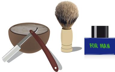 kit barba uomo