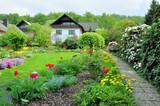 Fototapety Frühlingsgarten