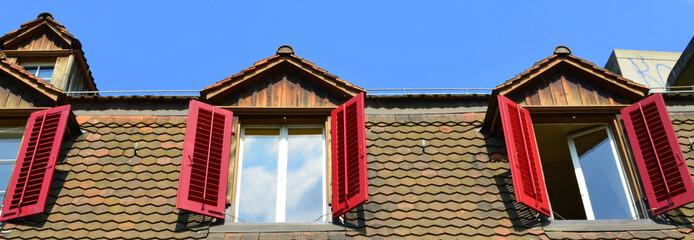 façade...fenêtres