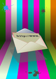 Internet Envelope and Color Wall