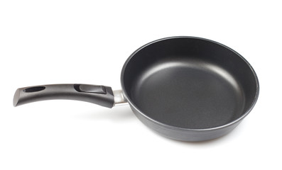 frying pan isolated or cutout