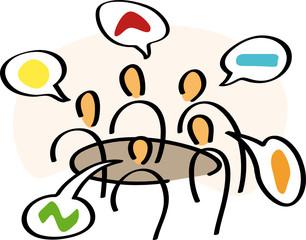 réunion bureau