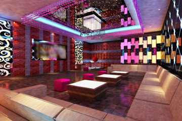 rendering bar