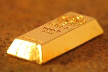 金の延べ棒