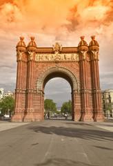 BARCELONA. Arc de Triomf