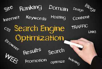 Search Engine Optimization - Blackboard