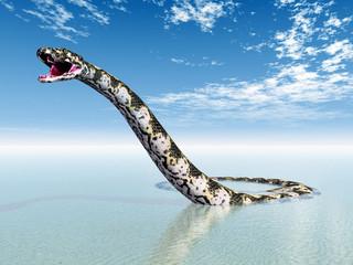 Riesenschlange
