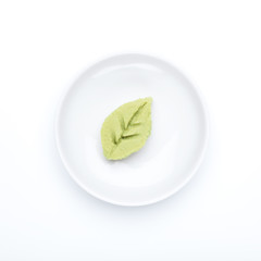 Spice serie: Wasabi in leaf form