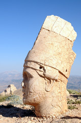 Mt Nemrut God head
