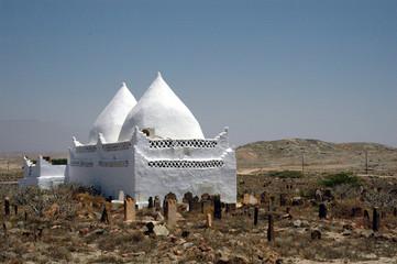 Mohammad Bin Ali's tomb