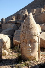 Mount Nemrut head