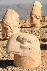 Mount Nemrut Eagle head