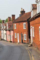 english town cottages
