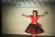 Girl Dancing With Castanettes (1958 Vintage 8mm film)