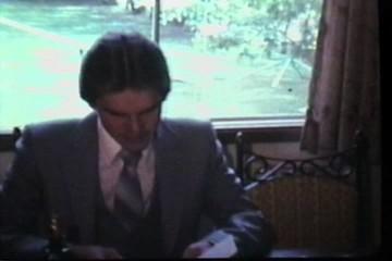 Teens Get Graduation Presents (1980 Vintage 8mm film)