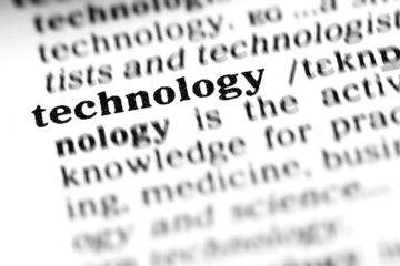 technology (the dictionary project)