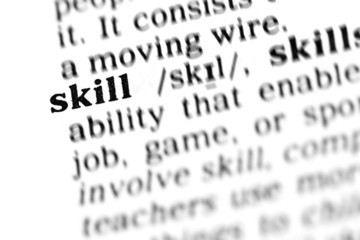 skill (the dictionary project)