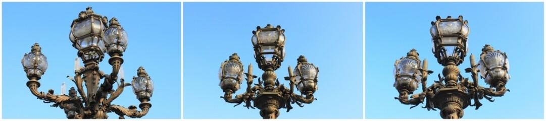 Paris - Candélabres