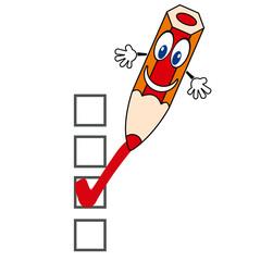 matita al voto