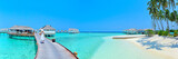 Maldives island Panorama - 31947119