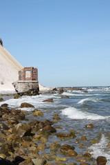 Küstenansicht