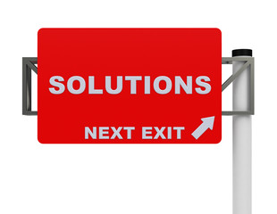solutions - next exit