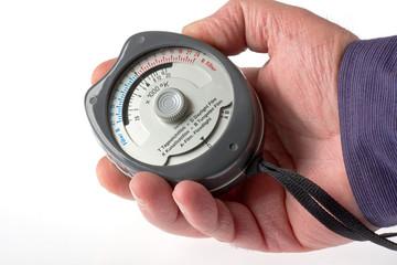 uso del termocolorimetro