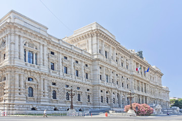 Palacio de Justicia - Roma - Italia