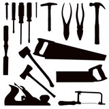 Woodwork Tools poster