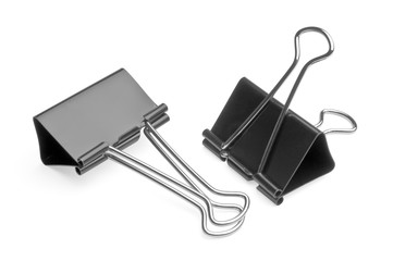 big binder clips for paper