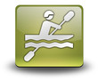 "Yellow 3D Effect Icon ""Kayaking"""