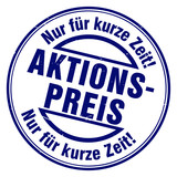 stempel aktionspreis preisaktion