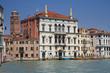 Palazzo Balbi at the Grand Canal